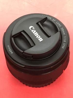 Canon 単焦点レンズ EF50mm F1.8 STM| ハードオフ豊田上郷店