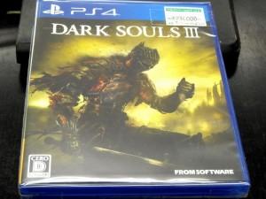 PS4 ダークソウルIII| ハードオフ西尾店