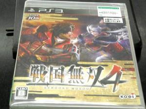 PS3 戦国無双4| ハードオフ西尾店