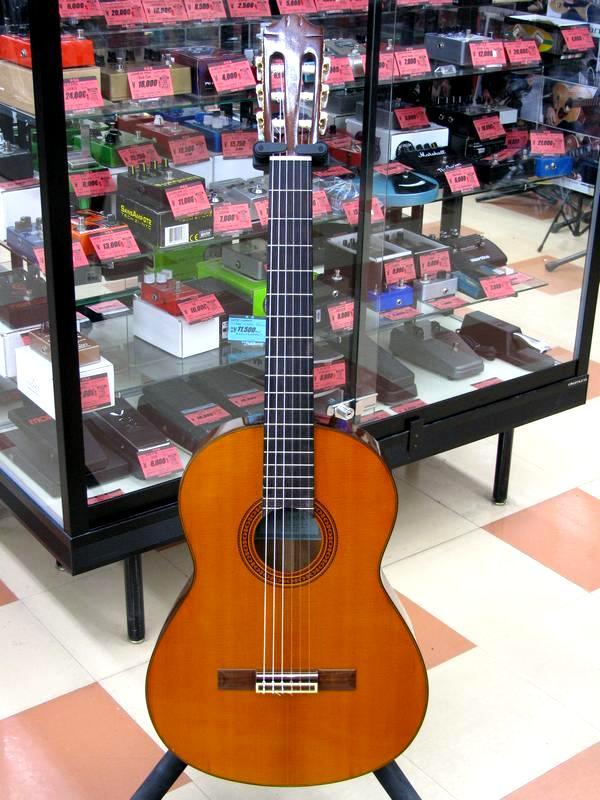 YAMAHA クラシックギター CG-130A| ハードオフ三河安城店