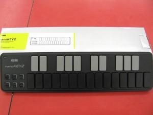KORG USB MIDIキーボード nanoKEY2| ハードオフ三河安城店
