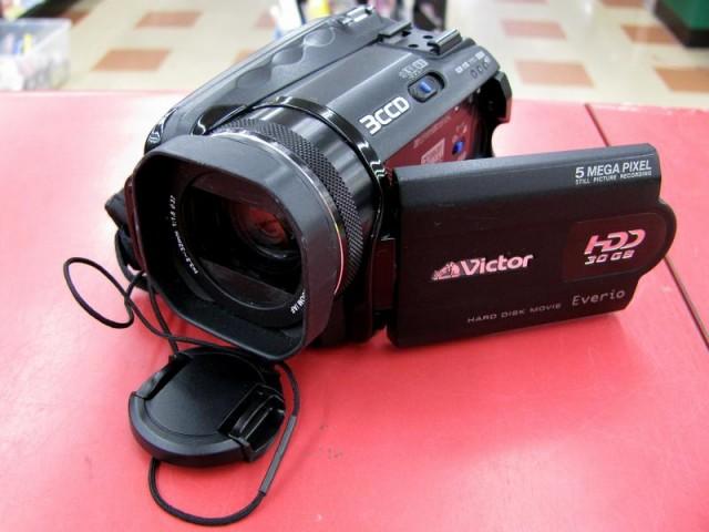 Victor HDDビデオカメラ GZ-MG505| ハードオフ三河安城店