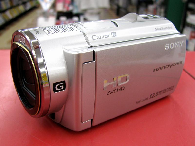 SONY デジタルビデオカメラ HDR-CX500V| ハードオフ三河安城店