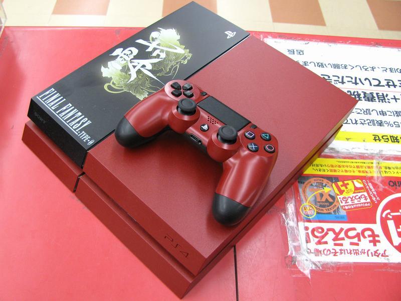 SONY PS4 FF零式エディション CUHJ-10008| ハードオフ三河安城店