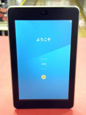 ASUS タブレット Nexus7 16GB ME370T| ハードオフ安城店
