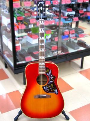 Orville by GIBSON アコースティック・ギター Humming Bird|ハードオフ三河安城店