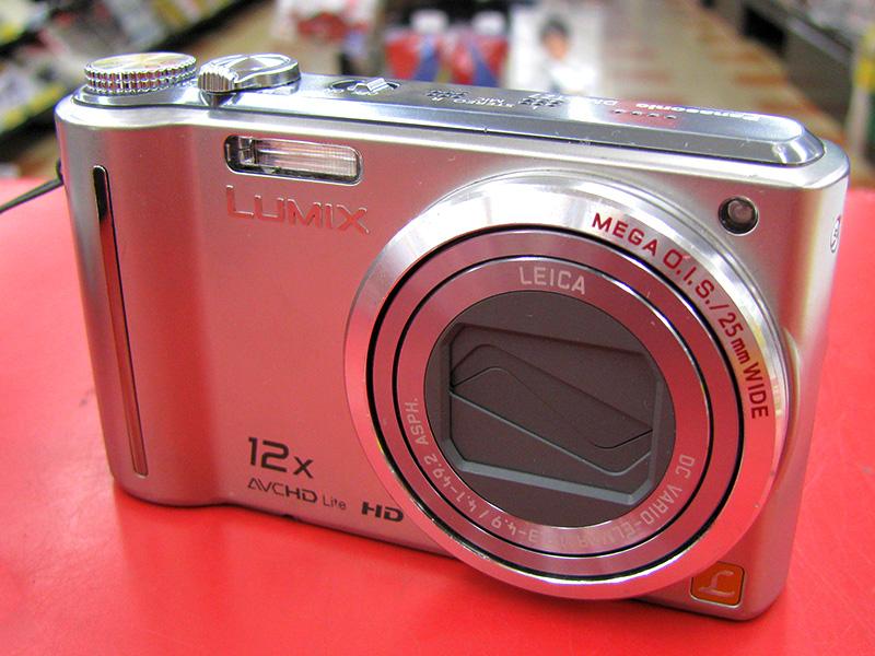 Panasonic デジタルカメラ DMC-TZ7   ハードオフ三河安城店