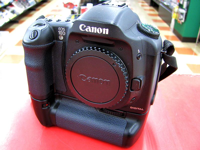 Canon デジタル一眼カメラ EOS10D+BG-ED3 | ハードオフ三河安城店