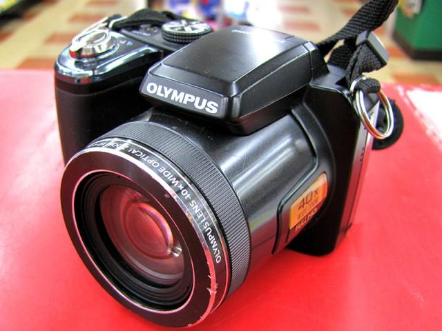 OLYMPUS デジタルカメラ SP-820UZ | ハードオフ三河安城店
