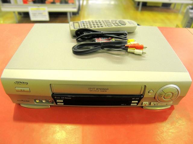 Victor VHSデッキ HR-G10| ハードオフ安城店