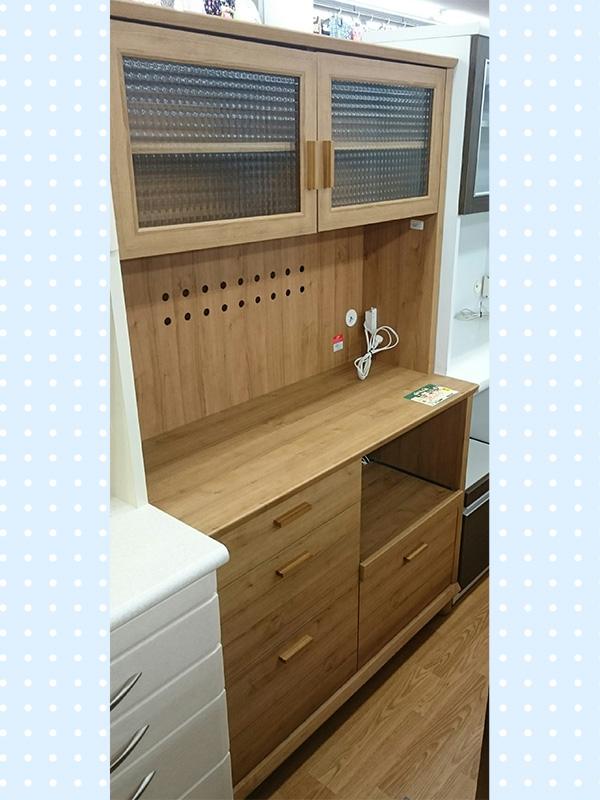 木目調食器棚 | オフハウス西尾店