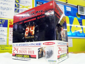 DVD 24 -TWENTY FOUR- トリロジーBOX| ハードオフ安城店