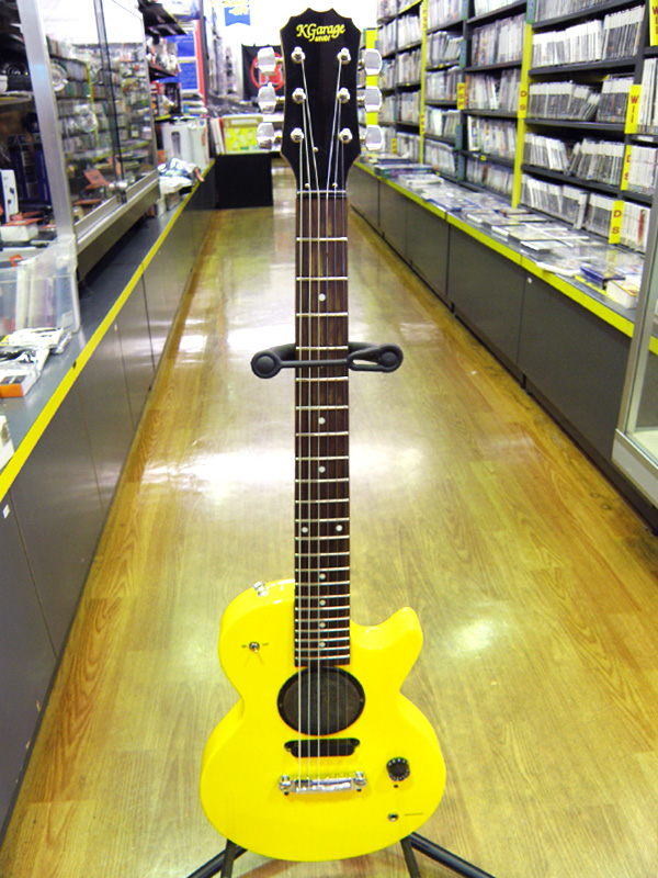 KGarage スピーカー付ミニ・ギター SLP-180| ハードオフ安城店