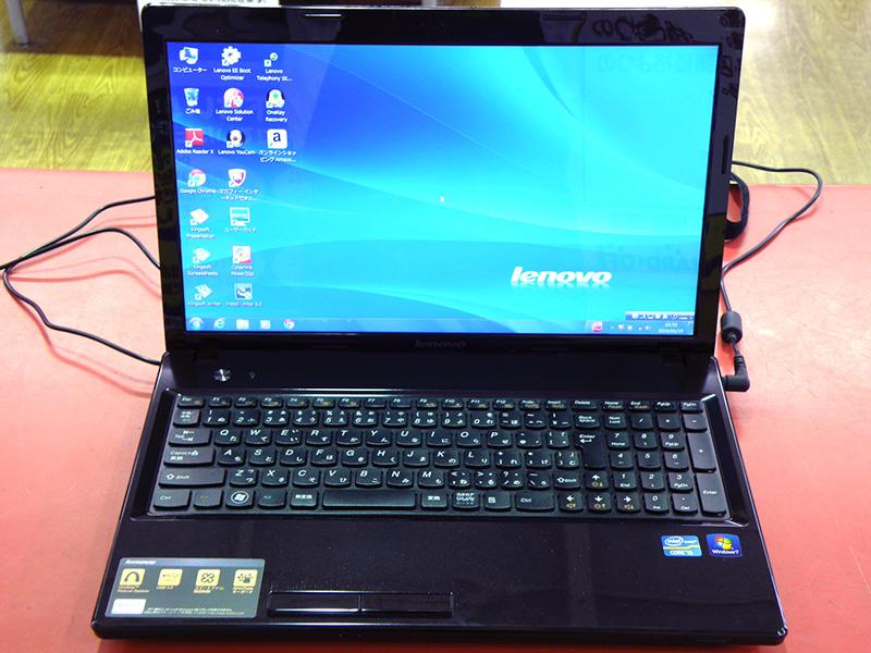 lenovo ノートパソコン G580 26897SJ  ハードオフ安城店