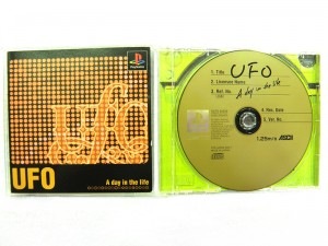 PS「UFO A day in the life」| ハードオフ安城店