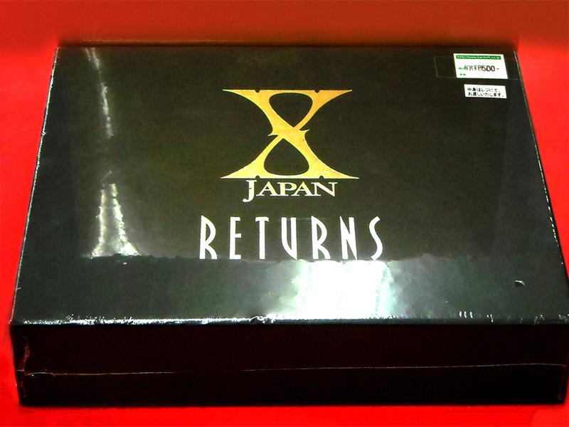 X JAPAN RETURNS | ハードオフ西尾店