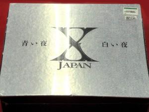 X JAPAN 青い夜/白い夜 | ハードオフ西尾店