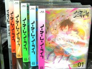 Blu-ray ノーゲーム・ノーライフ | ハードオフ西尾店