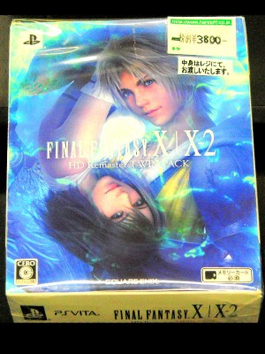 PS Vita FINAL FANTASY X/X-2 HD Remaster | ハードオフ西尾店