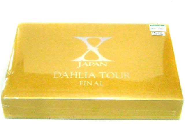 DVD X JAPAN DAHLIA TOUR FINAL 完全版 | ハードオフ西尾店