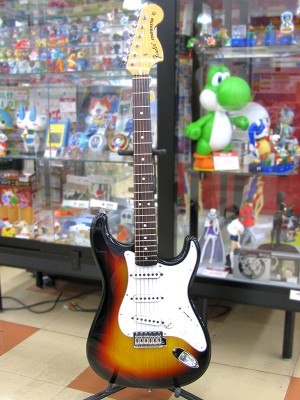 FENDER JAPAN エレキギター ST71-TX | ハードオフ三河安城店