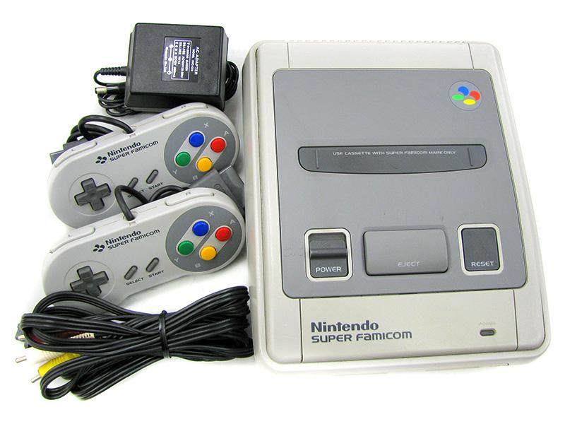 Nintendo スーパーファミコン SHVC-001   ハードオフ三河安城店