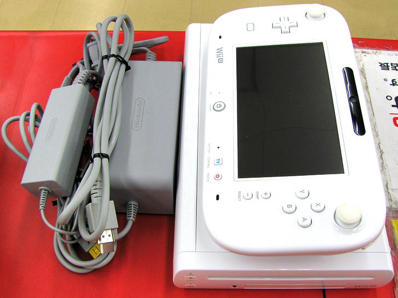 Nintendo WiiU WUP-101(32GB) | ハードオフ三河安城店