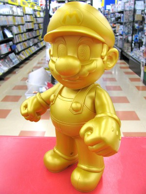マリオ30周年 フィギュア ゴールドマリオ | ハードオフ三河安城店