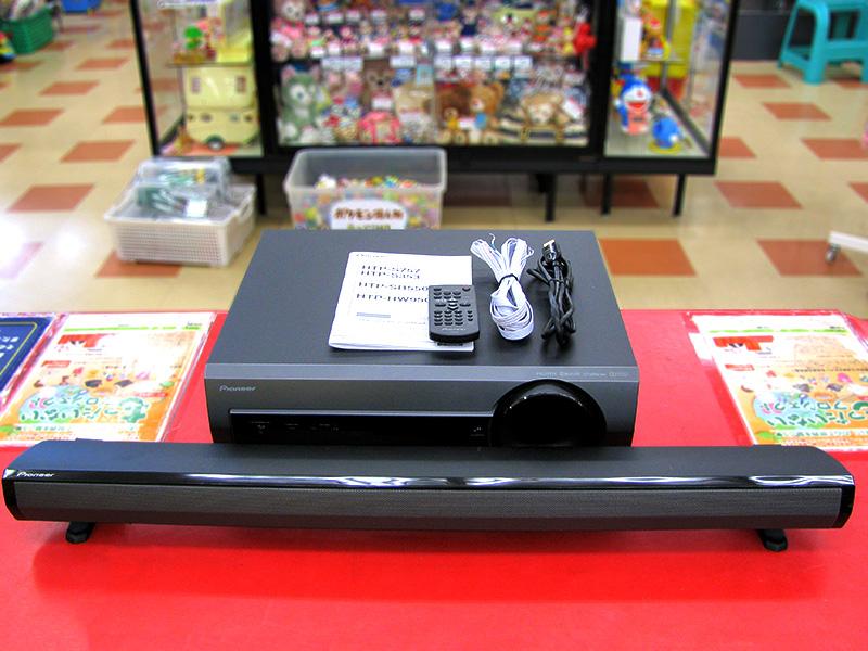 Pioneer 2.1chサウンドバー HTP-HW950 | ハードオフ三河安城店