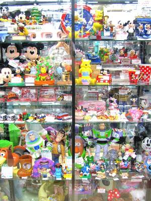 ディズニーショーケース 引越し&改良 | ハードオフ三河安城店