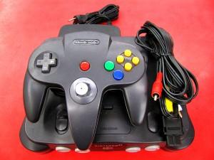 Nintendo 任天堂64 NUS-001 | ハードオフ三河安城店