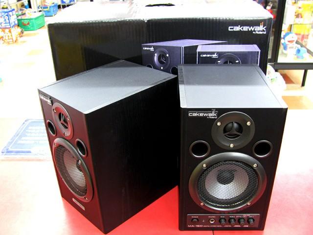 Roland モニタースピーカー MA-15D | ハードオフ三河安城店