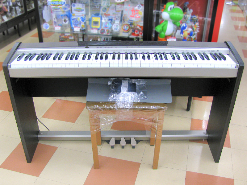 CASIO 電子ピアノ PX-120 | ハードオフ三河安城店