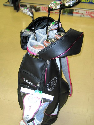 LYNX ゴルフクラブセット(レディース) | オフハウス三河安城店