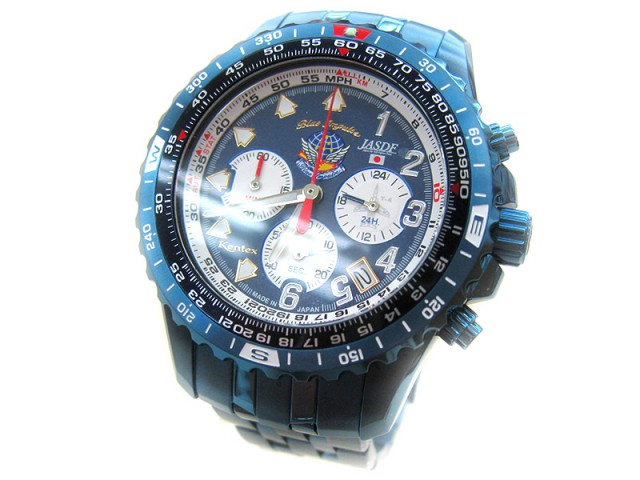Kentex 腕時計 Blue Impules | オフハウス三河安城店