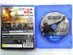 PS4「HOMEFRONT the Revolution」| ハードオフ安城店
