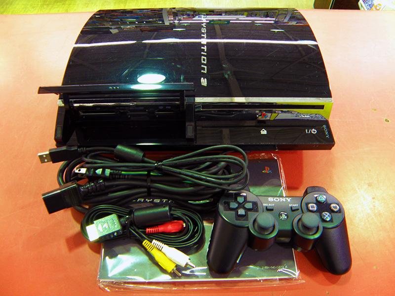 SONY PS3 60GB CECHA00| ハードオフ安城店