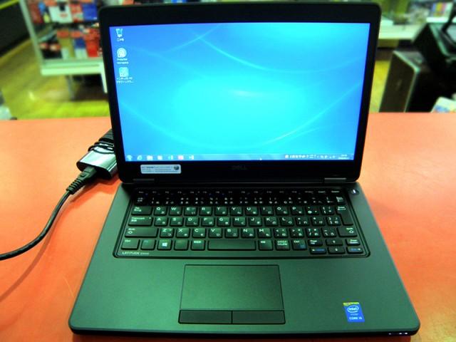 DELL ノートパソコン LATITUDE E5450 | ハードオフ安城店
