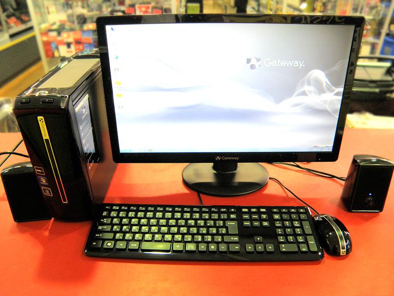 Gateway パソコン SX2311-H42C/L | ハードオフ安城店
