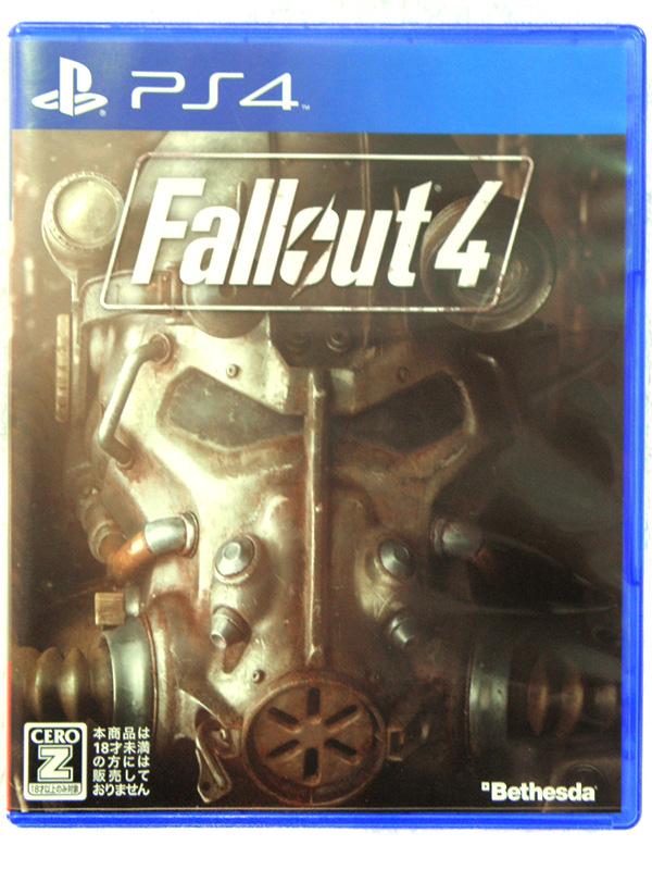 PS4 フォールアウト4   ハードオフ安城店