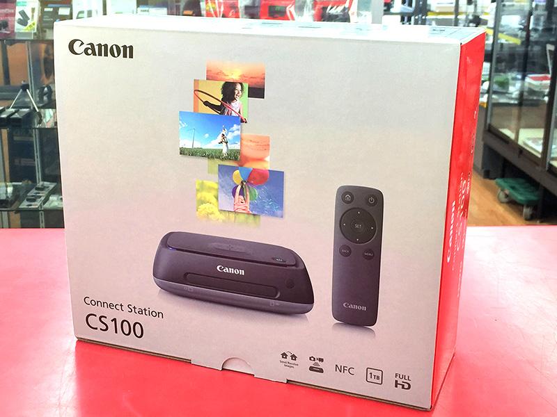 Canon デジタルフォトストレージ CS100 | ハードオフ豊田上郷店