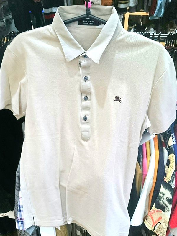 BURBERRY BLACK LABEL ポロシャツ | オフハウス西尾店