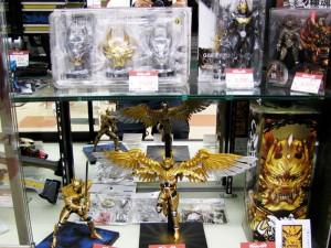 牙狼~GARO~の展示・販売スペース開発!| ハードオフ三河安城店