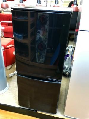 高年式! SHARP 137L冷蔵庫 SJ-D14A入荷!| オフハウス西尾店