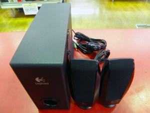 Logicool 2.1chスピーカーシステム S-220| ハードオフ安城店