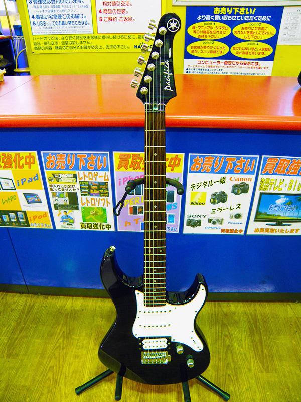 YAMAHA エレキギター PAC212VFM| ハードオフ安城店