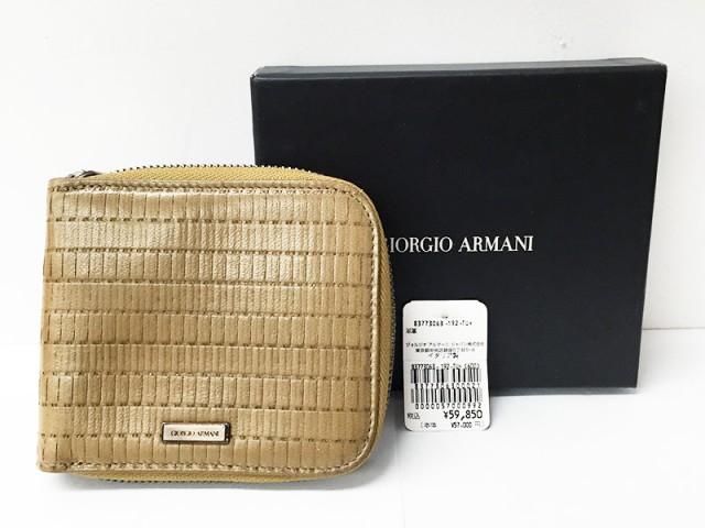 ジョルジオアルマーニ 折り財布| オフハウス豊田上郷店