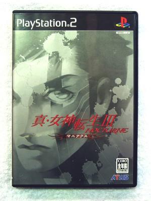 PS2 真・女神転生Ⅲ NOCTURNE マニアクス| ハードオフ安城店