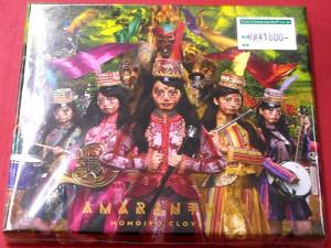 CD+Blu-ray ももいろクローバーZ AMARANTHUS | ハードオフ西尾店