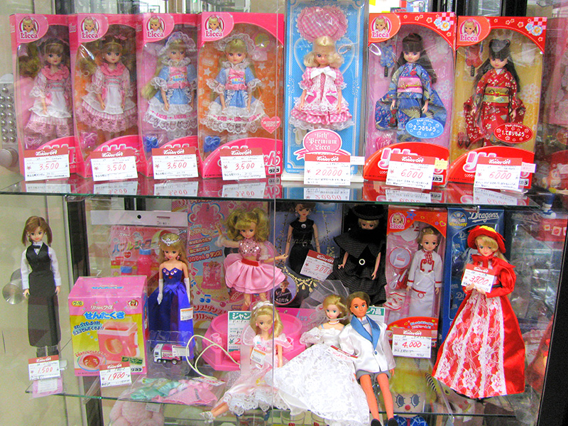 タカラトミー リカちゃん人形多数入荷 | ハードオフ三河安城店